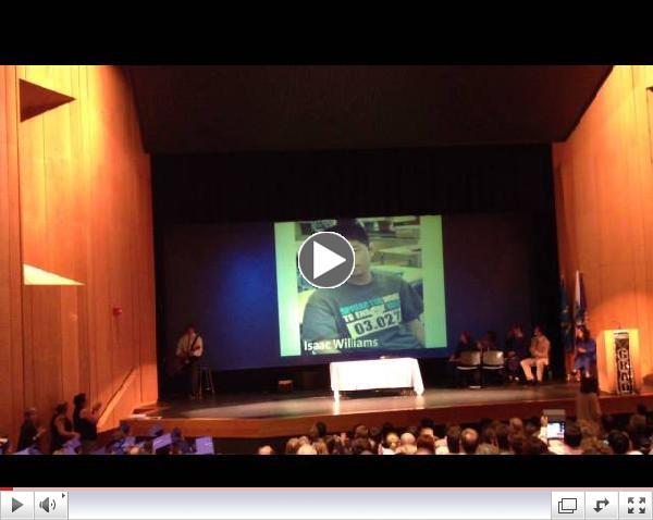 LABBB Collaborative 2014 High School Graduation