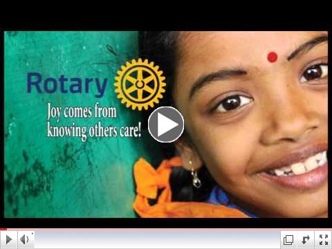 JOIN ROTARY  AND CHANGE THE WORLD