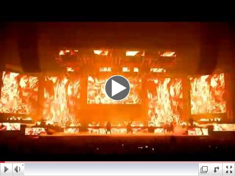 Trans-Siberian Orchestra - The Ghosts of Christmas Eve - Winter 2016 Tour