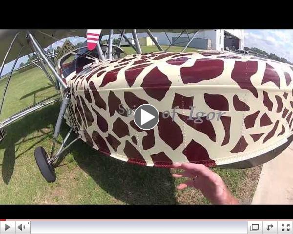 Kermie Cam - Sikorsky S-39 - Part 1