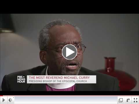 Bishop Curry:
