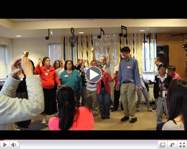 Sweet Caroline by MDSC Self Advocate Advisory Council (Karaoke rendition)