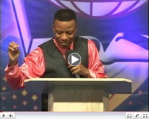 Dr. Paul N. Vincent's Message @ Glory Summit 2013!