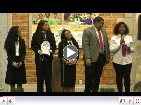 JA Fellows Company of the Year - McFatter Technical HS