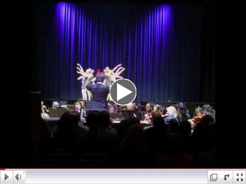 Firebird Suite Finale at the 2017 Family Concert