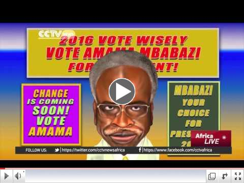 Uganda elections 2016: Candidates step up campaigns on social media/ CCTV