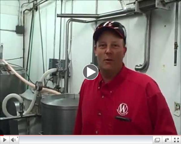 Watch How Winegars Makes Grandpa Don's Root Beer Float Ice Cream