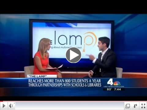 The LAMP's DC Vito on NBC New York!