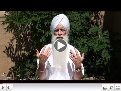 KRI - Message & Meditation of the Month from Nirvair - June 2012