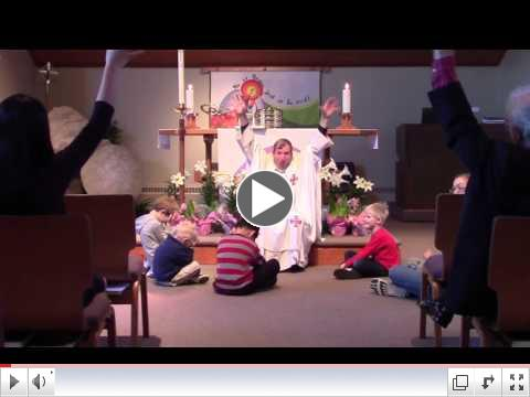Children's Sermon - Believing Without Seeing
