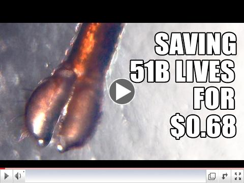 How to save 51 billion lives for 68 cents with simple Engineering/ Mark Rober