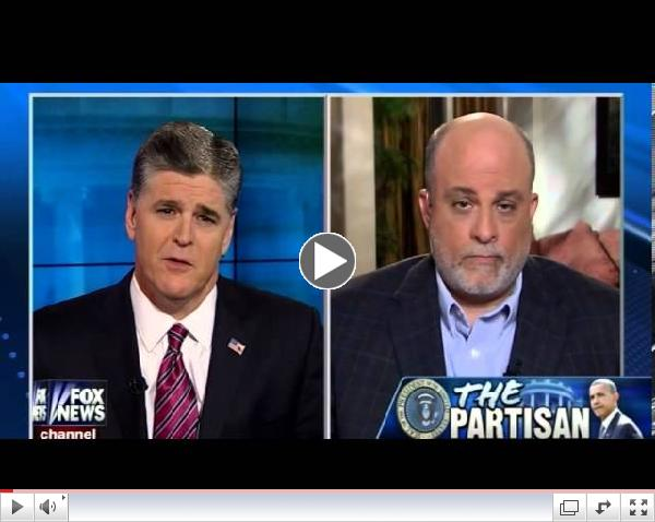 Mark Levin: Obama 'Like The Pied Piper Trying To Take The Country Over The Cliff'