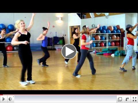 Fitness Pointe   Dejala Que Baile
