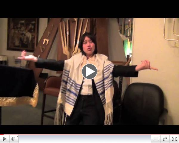 Jorel Rocks his Bar Mitzvah!