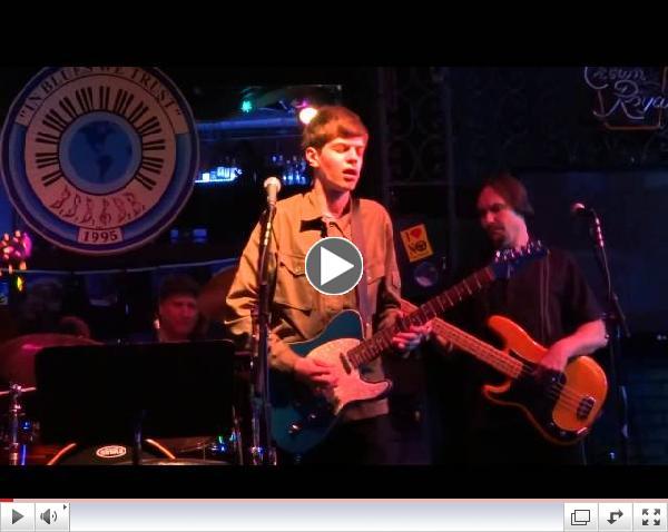 Nashville Blues Society Jam - Andy T & Nick Nixon Band  w/ guest Matthew Davidson