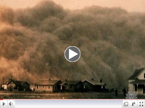Almanac: The dust bowl