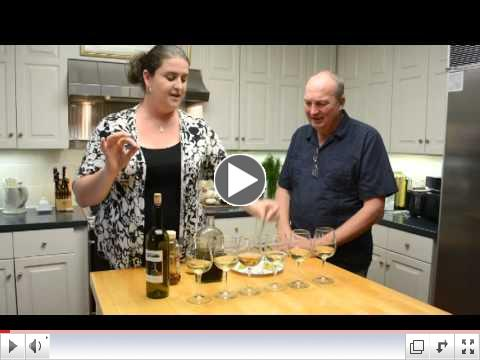 Wine Education: Make Your Own Aroma Kit with White Wine