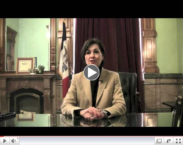 Lt. Governor Kim Reynolds talks about Business Record's LiftIOWA