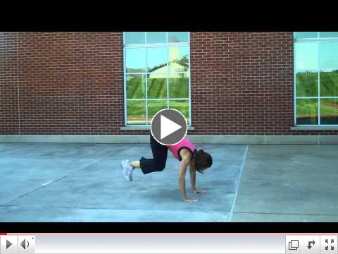 Fitness Pointe Burpee