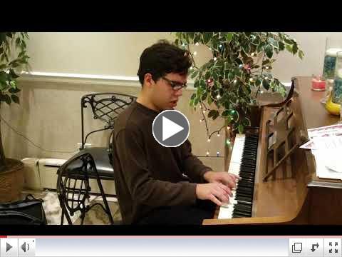 Musica di Natale al Piano