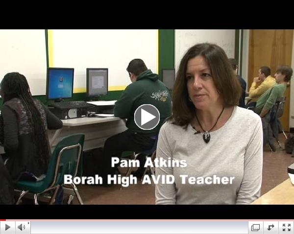 In Their Own Words:  Boise School District Students and Teachers Praise AVID
