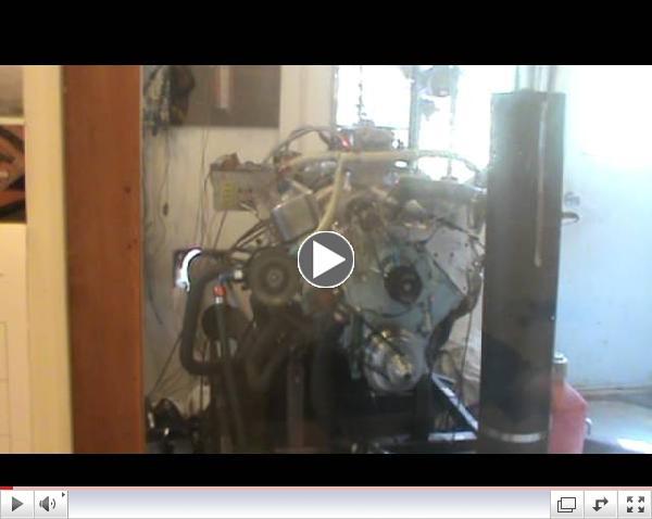 Mark Billings 650 horse 461 cid Pontiac engine 300 rpm per dyno pull