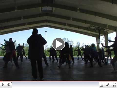 World Tai Chi and Qigong Day 2010 in San Angelo Texas
