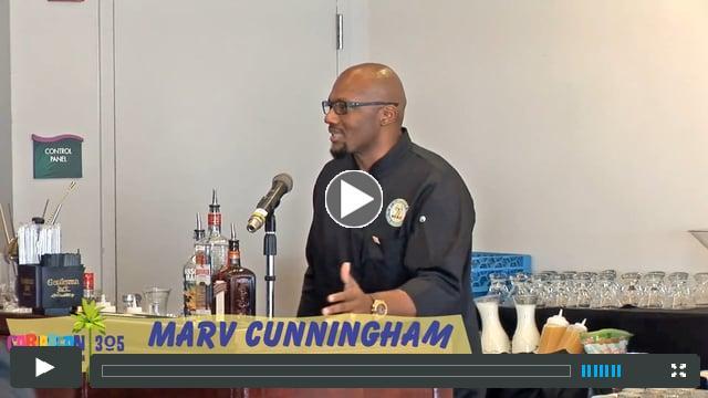 Marv Cunningham on Caribbean305