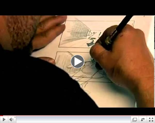 Master Class Movie Storyboarding with Coen Brothers' Storyboard Artist J. Todd Anderson