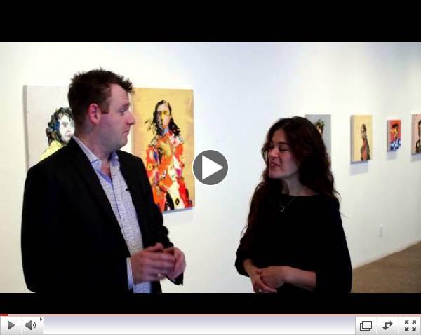 Alexjwilson.com Art Party At Neubacher Shor Contemporary - Buy Early Buy Young