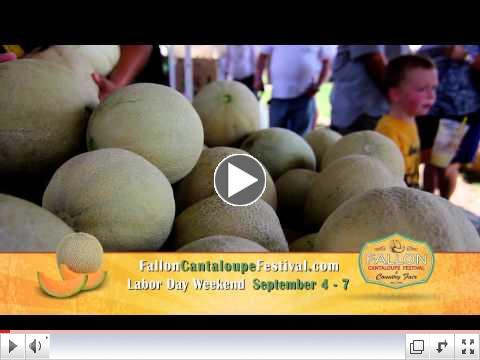 Fallon Cantalouple Festival and Country Fair 30thAnniversary 30