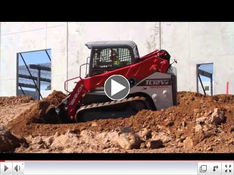 Introducing the New TL12V2 Track Loader