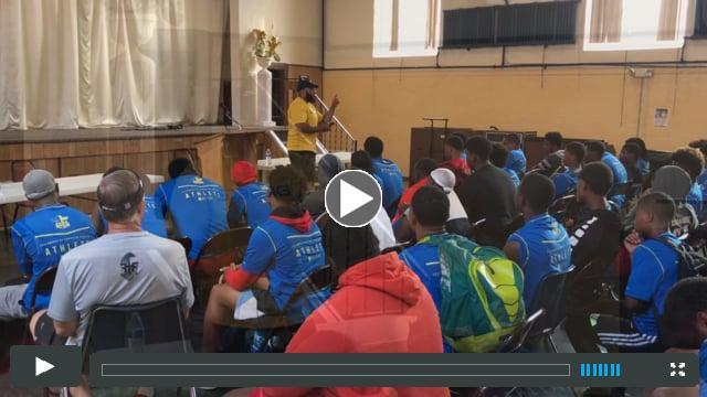 2018 FCA - Glenville Invitational Camp
