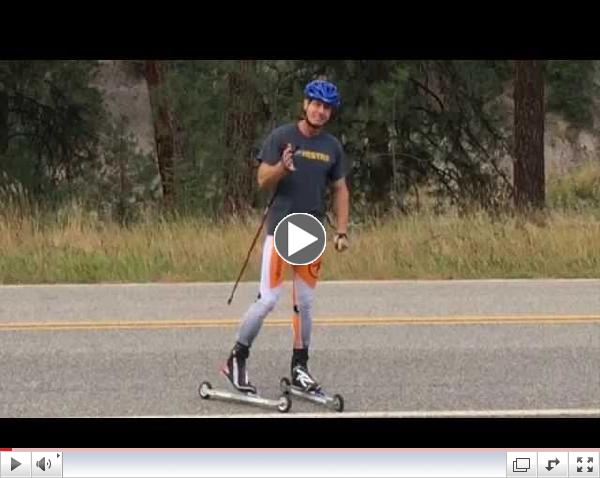 Double Pole Technique Overview, Cross Country Nordic Skiing