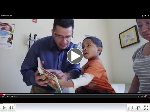 Reach Out and Read Rhode Island 2015 Video