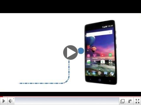 ZTE Max® Duo LTE™ Sizzle Video