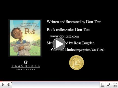 Watch the Book Trailer for POET!