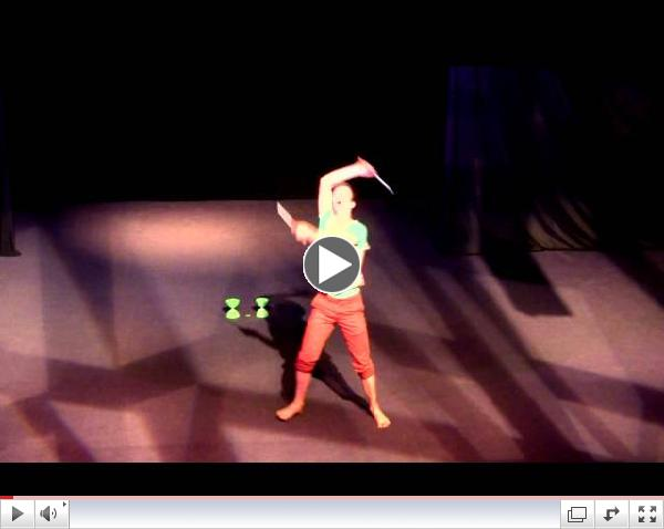 Circus in Progress - Spring 2014 - TRAILER