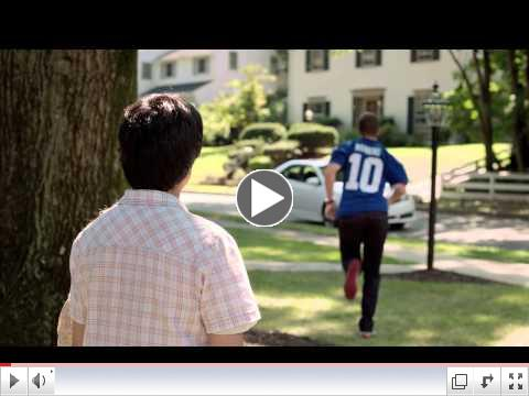 Toyota Commercial: Eli Really Does -