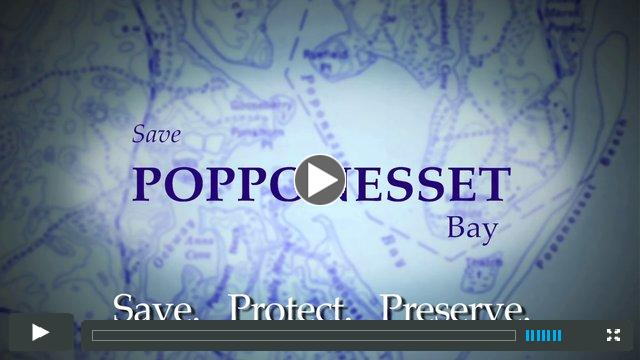 Save Popponesset Bay