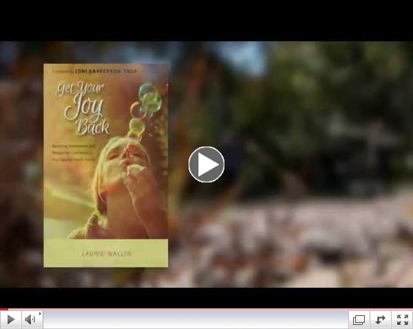Get Your Joy Back (Book Trailer)