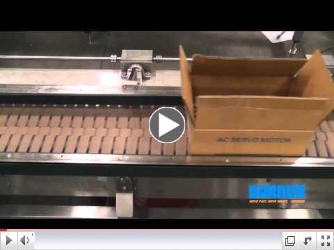 Box Stabilizer Conveyor