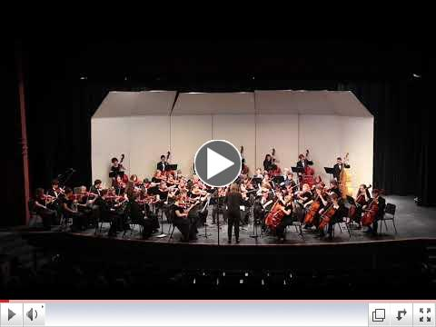 Fall Orchestra Concert: Symphonic Orchestra