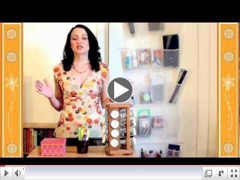 How 2 Organize Crafts