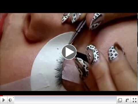 Eyelash Extensions -  Eyelash Extensions in Kent Tutorial