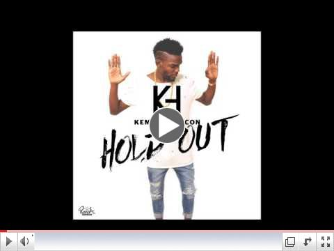Dancehall Artist Kemar Highcon Release New Single: Hold Out 9