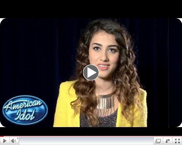 Melinda Ademi: Road To Hollywood Interviews - AMERICAN IDOL SEASON 12