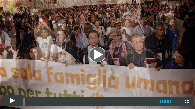 'One Human Family, Food for All' campaign song video - English