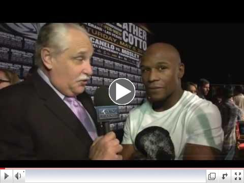 Floyd Mayweather says his mind will make the difference when he faces Miguel Cotto