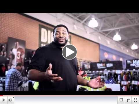 Jerome Bettis Commercial: PACE